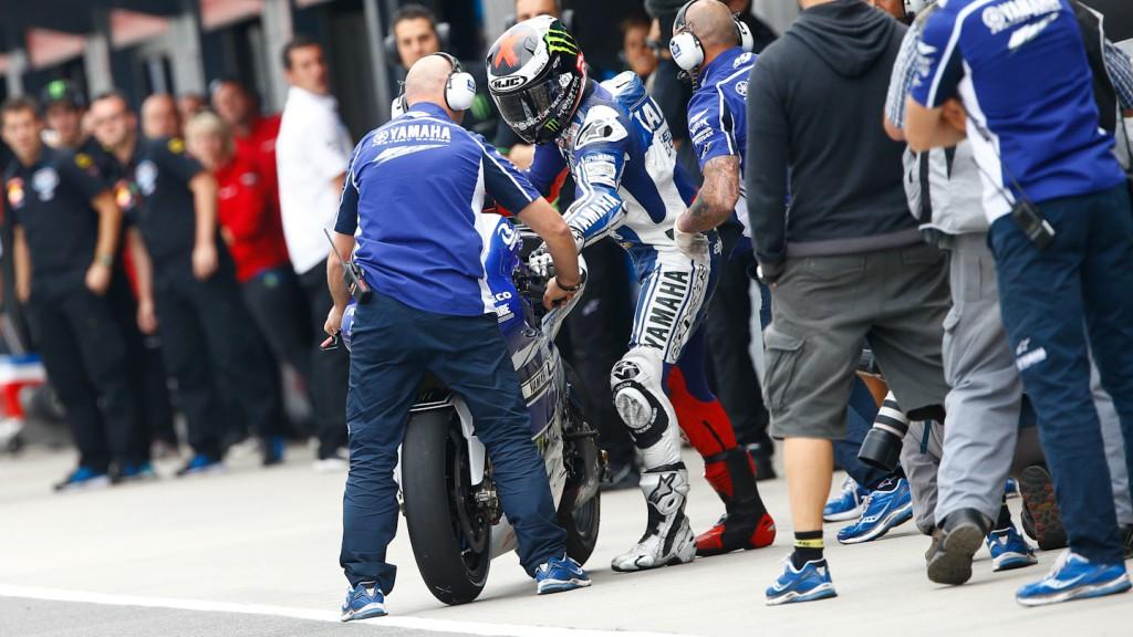 Jorge Loenzo, Yamaha Factory Racing, Phillip Island WUP
