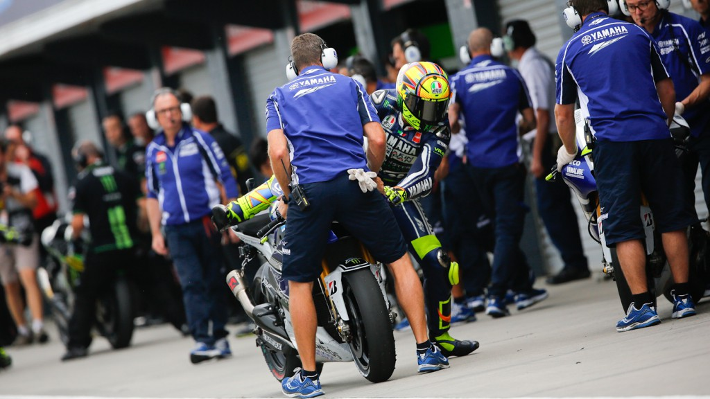 Valentino Rossi, Yamaha Factory Racing, Phillip Island RAC