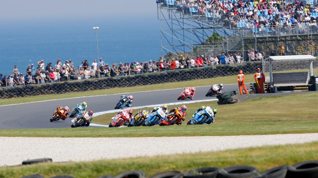 Moto2 Phillip Island RAC