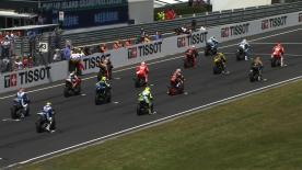 Phillip Island 2013 - Moto2 - RACE - Action - Jump Start