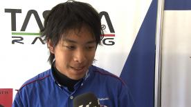 Phillip Island 2013 - Moto3 - RACE - Interview - Hyuga Watanabe