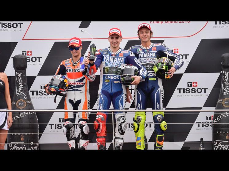 Gran Premio de Australia 26pedrosa,46rossi,99lorenzo_lg46280_slideshow