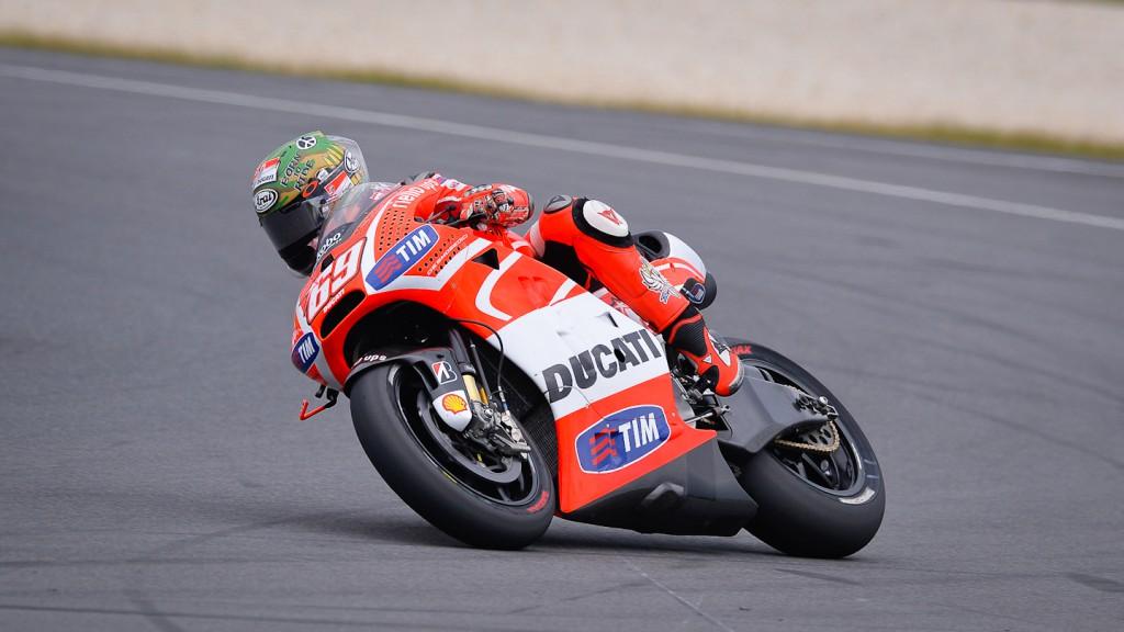 Nicky Hayden, Ducati Team, Phillip Island RAC
