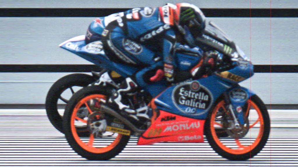 Moto3 RAC Photofinish - Rins, Viñales
