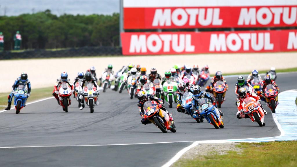 Moto3 Phillip Island RAC