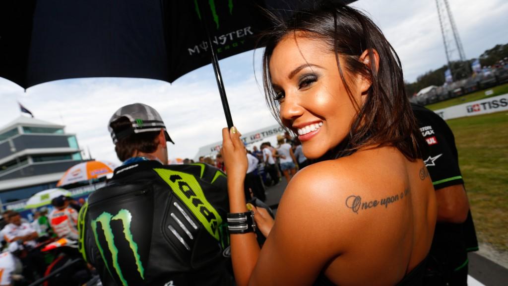 Paddock Girl, Tissot Australian Grand Prix