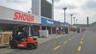 MotoGP Logistics