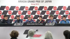 AirAsia Grand Prix of Japan: Pre-event Press Conference