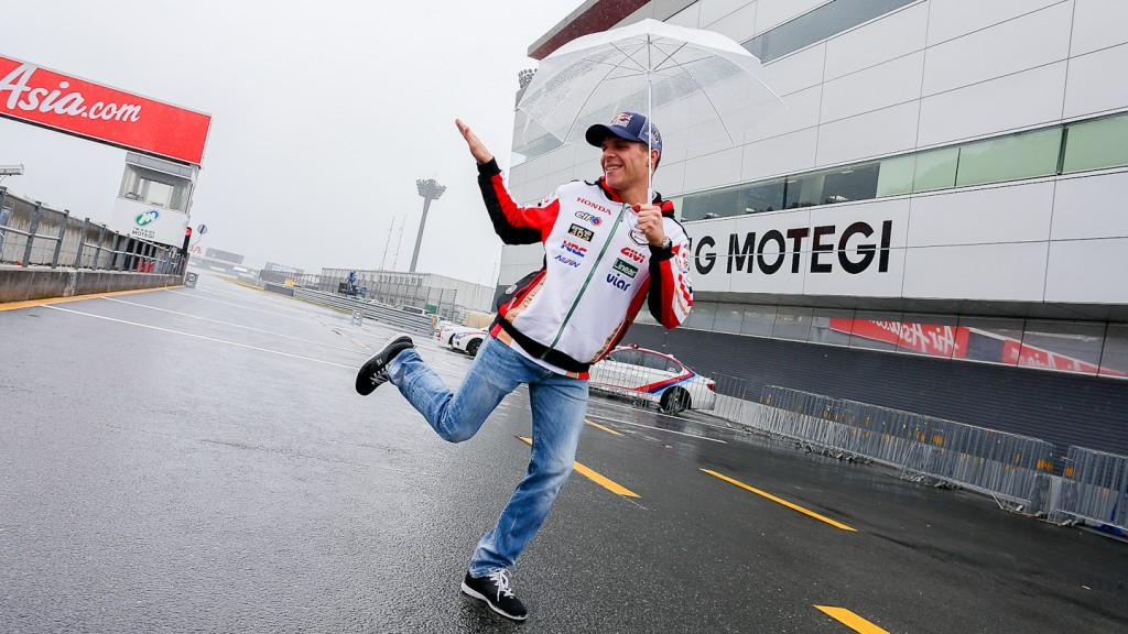 Stefan Bradl, LCR Honda MotoGP, Motegi