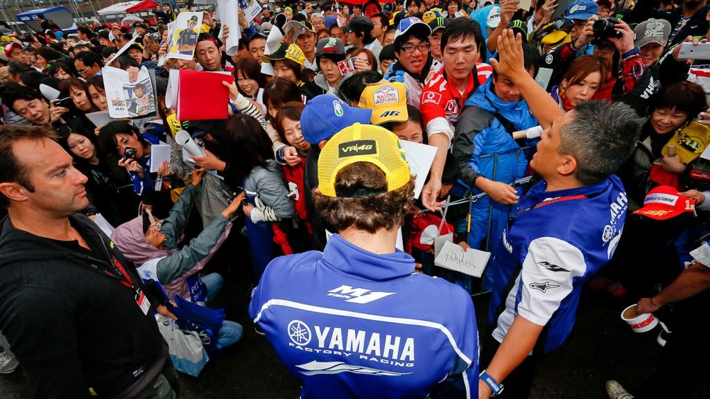 Valentino Rossi, Yamaha Factory Racing, Motegi