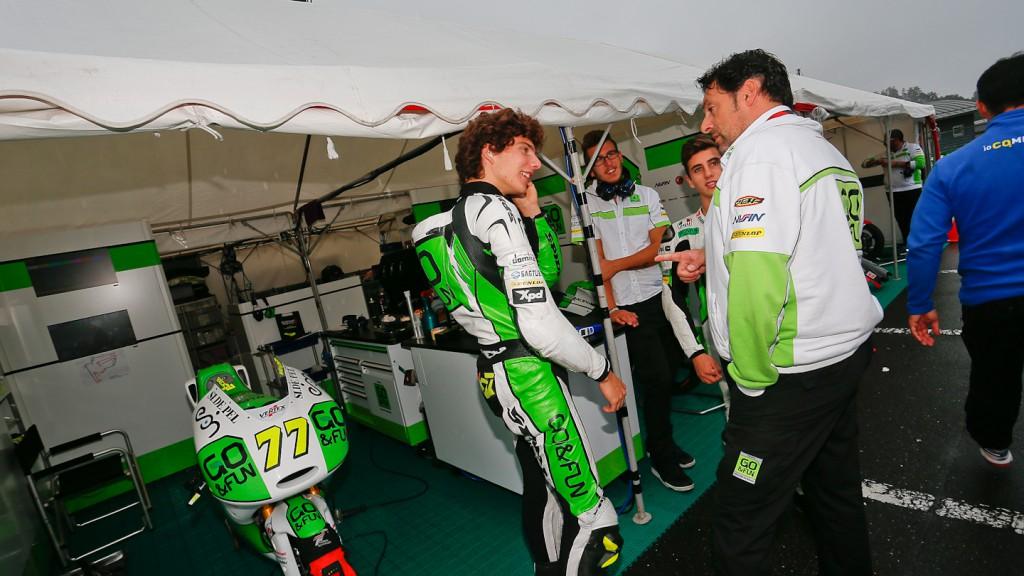 Lorenzo Baldassarri, GO&FUN Gresini Moto3, Motegi
