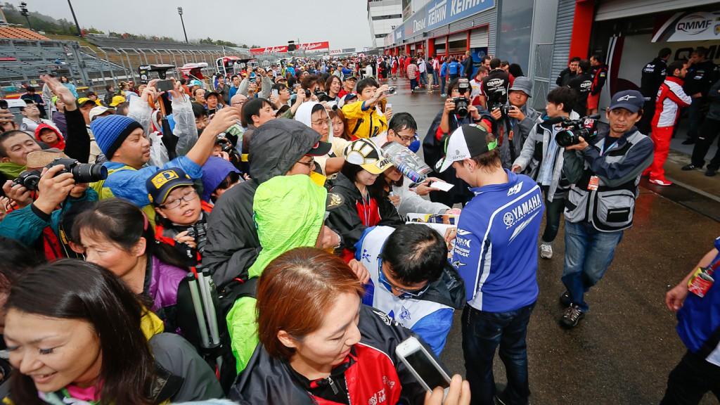 Jorge Lorenzo, Yamaha Factory Racing, Motegi