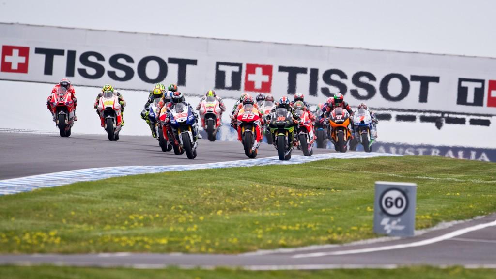 MotoGP, Phillip Island RAC