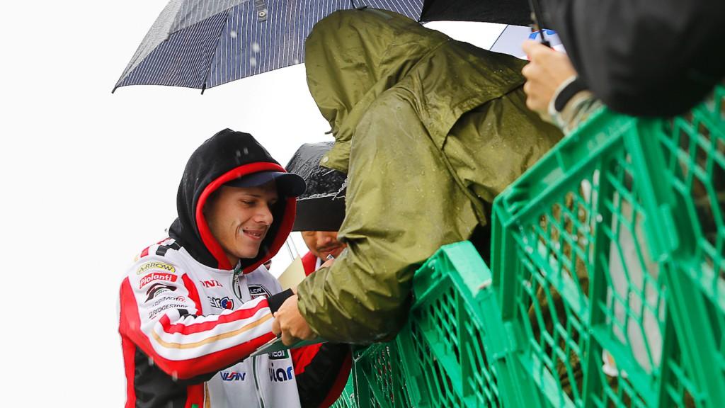 Stefan Bradl, LCR Honda MotoGP, Twin Ring Motegi