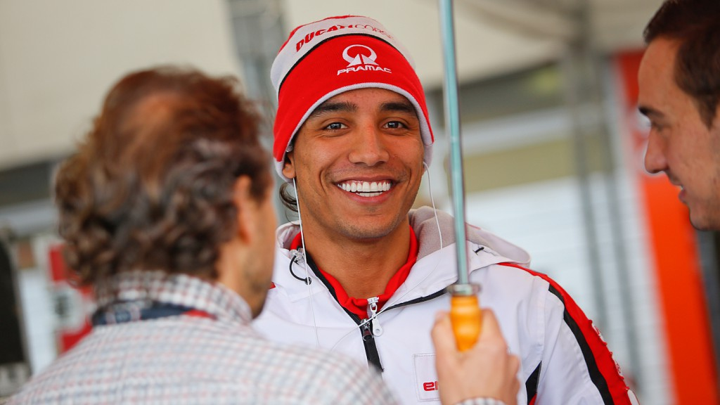 Yonni Hernandez, Pramac Racing Team, Twin Ring Motegi
