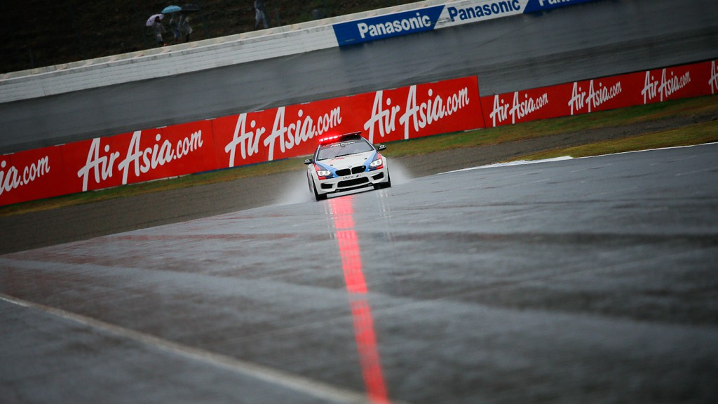 Safety Car, Twin Ring Motegi
