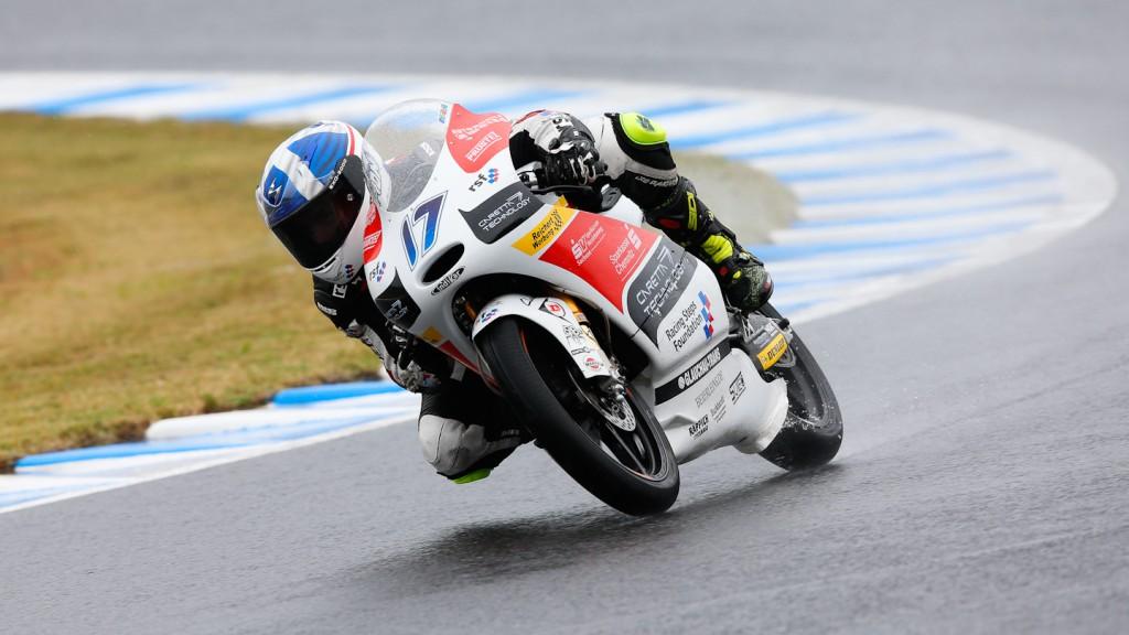 Moto3 Motegi QP