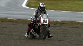 Motegi 2013 - Moto3 - QP - Action - Alan Techer