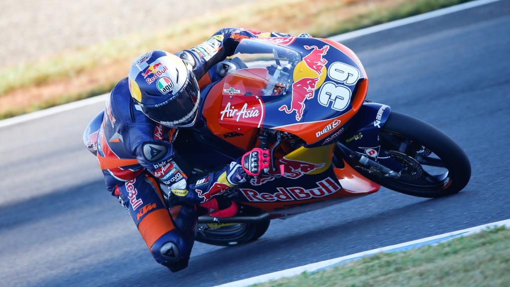 Luis Salom, Red Bull KTM Ajo, Motegi FP