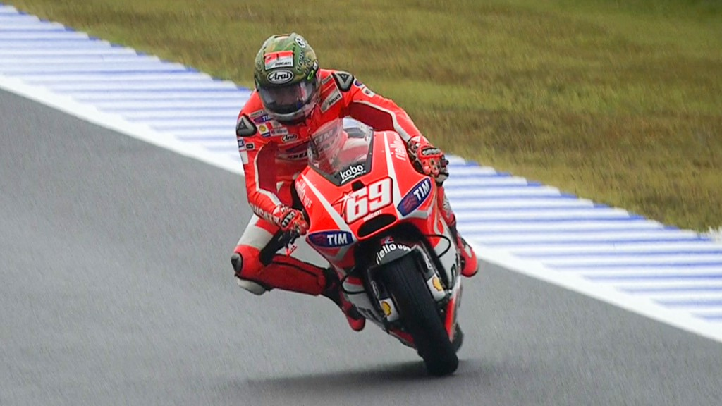 Nicky Hayden, Ducati Team, Motegi QP