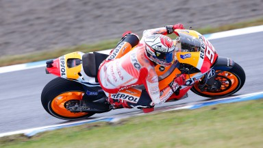 Marc Marquez, Repsol Honda Team, Motegi QP