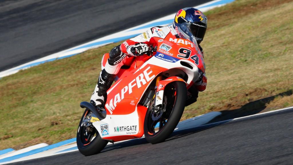 Jonas Folger, Mapfre Aspar Team Moto2, Motegi FP