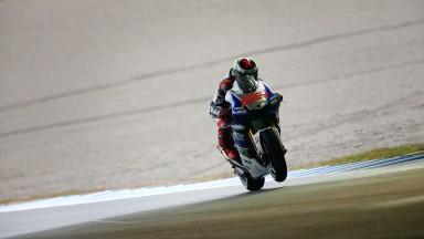 Jorge Lorenzo, Yamaha Factory Racing, Motegi QP