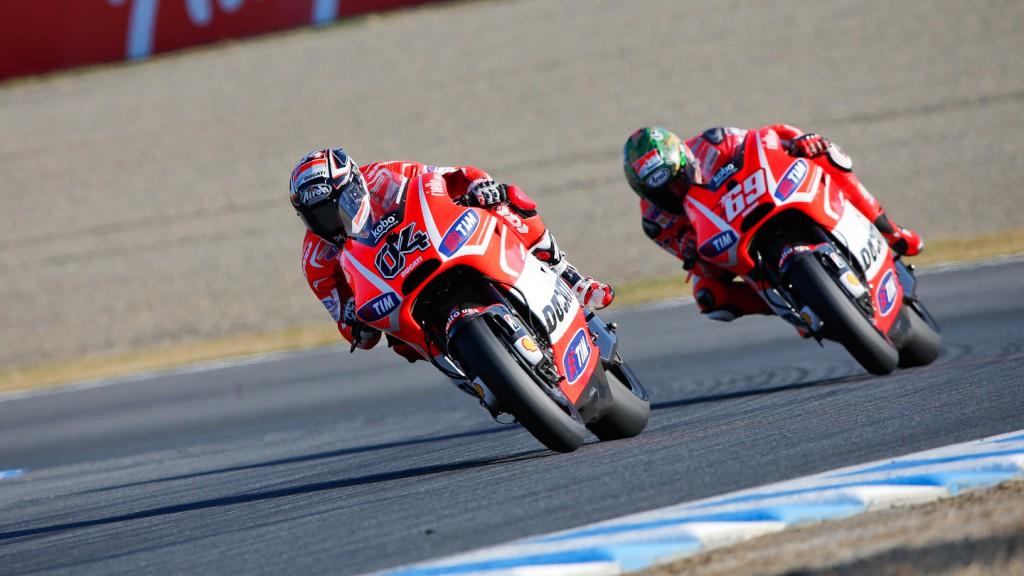 Andrea Dovizioso, Ducati Team, Motegi RAC