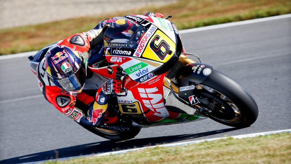 Stefan Bradl, LCR Honda MotoGP, Motegi FP