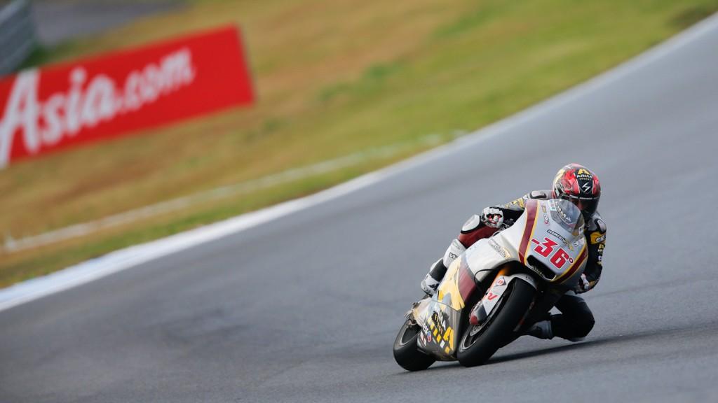 Moto2 Motegi QP
