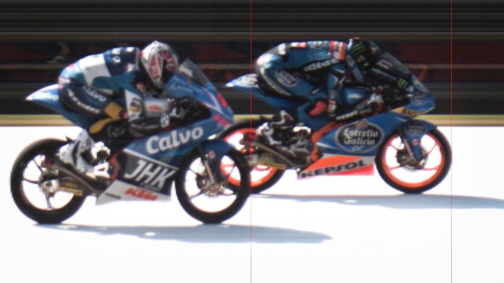 Marquez, Viñales, Moto3 Motegi RAC