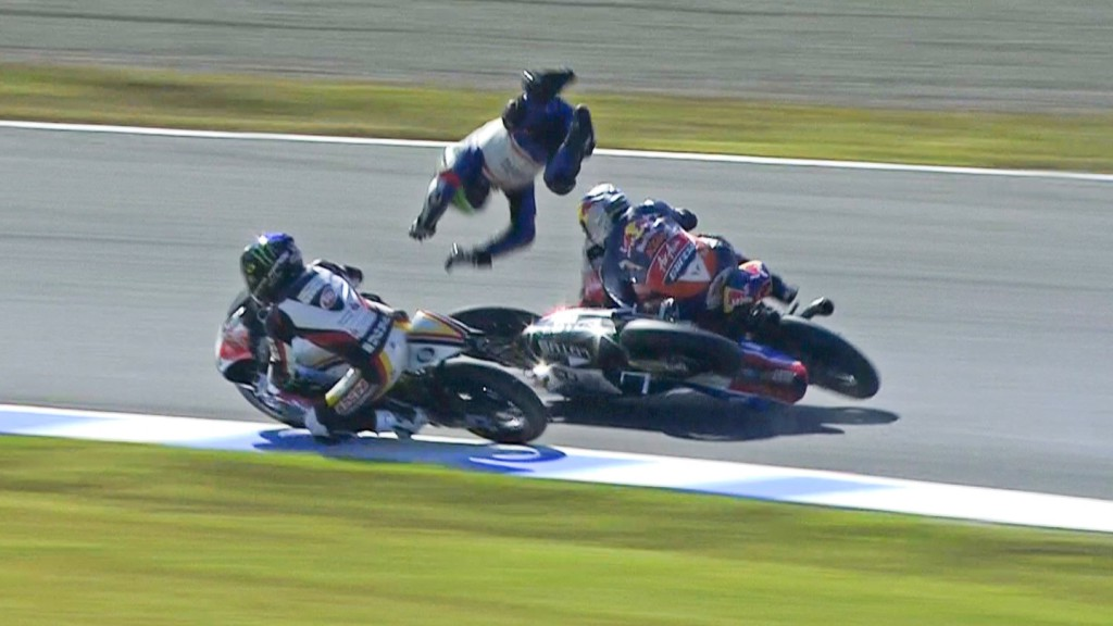 Luis Salom, Red Bull KTM Ajo, Motegi RAC