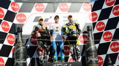 Kallio, Espargaro, Luthi, Marc VDS Racing Team, Tuenti HP 40, Interwetten Paddock MotoGP, Motegi RAC