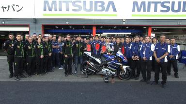 Lin Jarvis on Yamaha's 200 premier class wins