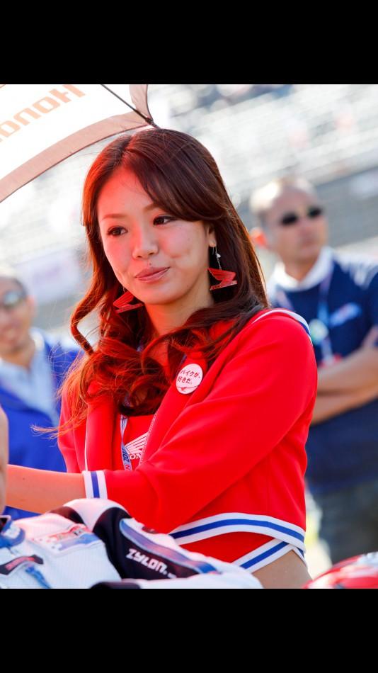 motogp.com · AirAsia Grand Prix of Japan Paddock Girl