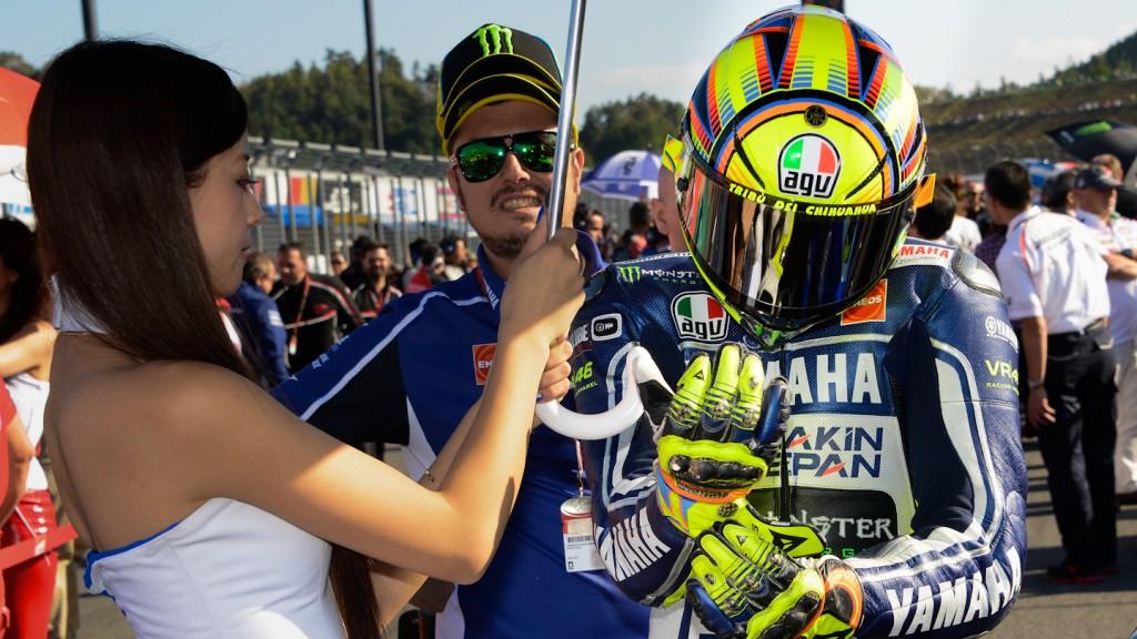 Valentino Rossi, Yamaha Factory Racing, Motegi RAC