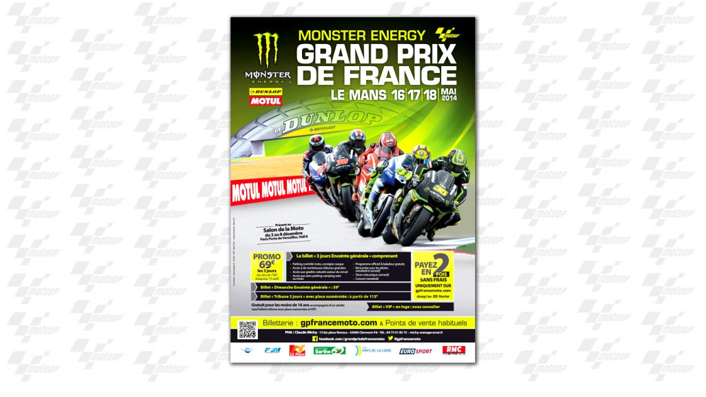 Monster Energy Grand Prix de France 2014