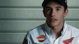 Marquez elbows his way into Valencia…