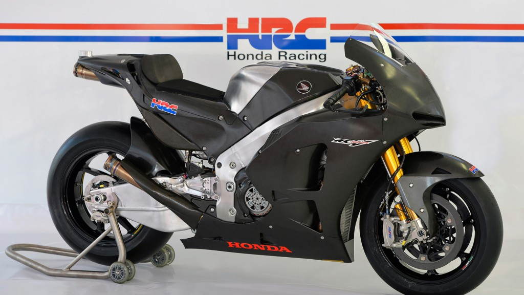 Honda RCV1000R production racer