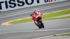 Andrea Dovizioso, Ducati Team, Valencia FP2