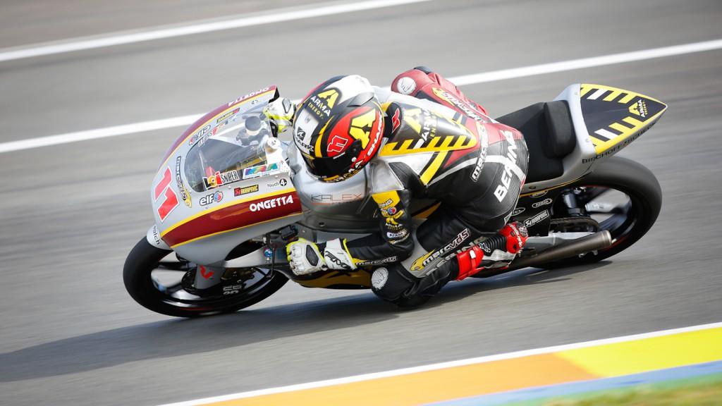Moto3 Valencia FP2