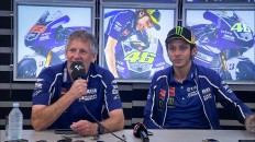 Jeremy Burgess, Valentino Rossi, Yamaha Factory Racing, Valencia