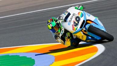 Pol Espargaro, Tuenti HP 40, Valencia FP1