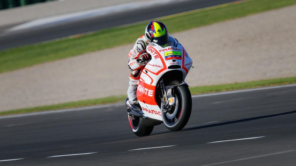 Yonny Hernandez, Pramac Racing Team, Valencia FP2