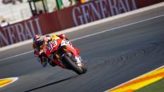 Marc Marquez, Repsol Honda Team, Valencia FP1