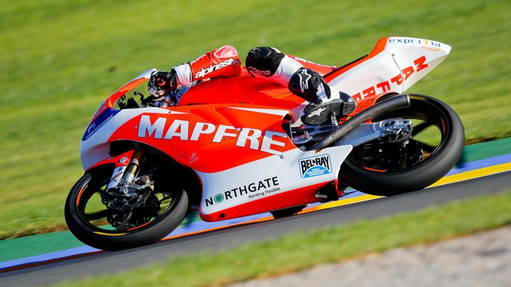 Jonas Folger, Mapfre Aspar Team Moto3, Valencia FP2