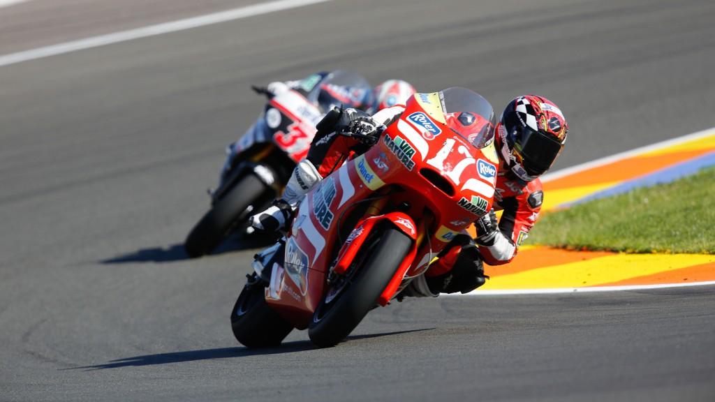 Moto2, Valencia FP2