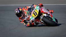 Stefan Bradl, LCR Honda MotoGP, Valencia Q2