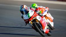 Efren Vazquez, Mahindra Racing, Valencia QP