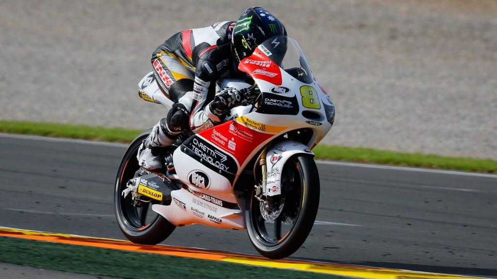 Jack Miller, Caretta Technology - RTG, Valencia FP3